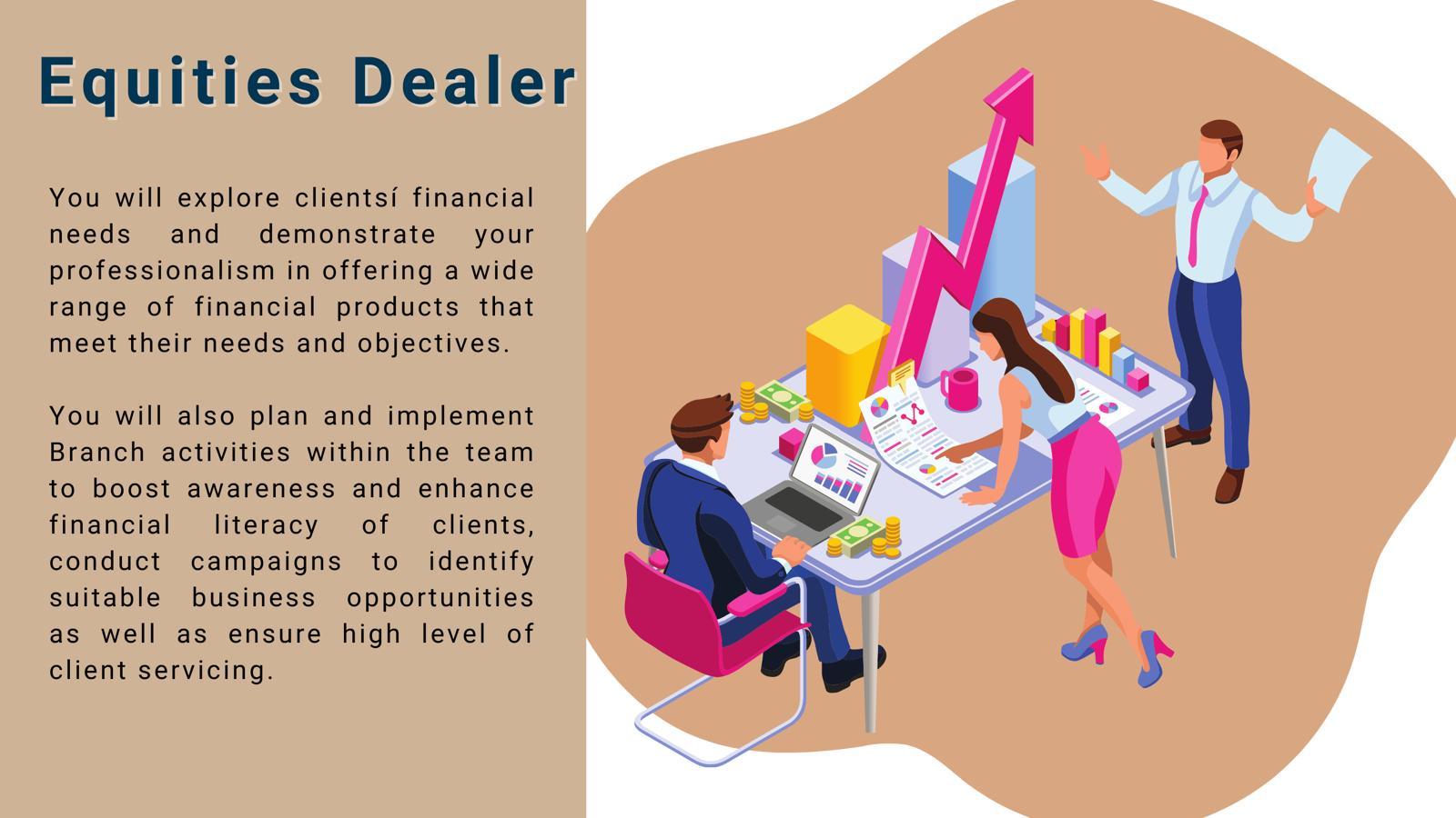 Equities Dealer